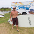 Flat Tide Moble Surf truck wide 23mh