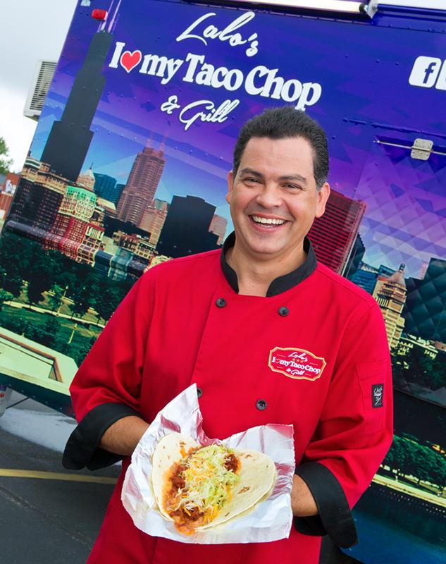 Lalos Taco Chop and Grill (Shannon Cornman)