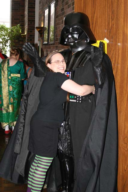 Best Use of Restraint by an Evil Villain — SoonerCon 23: Darth Vader