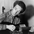 Woody Guthrie (Provided)