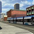 Oklahoma City is planning to build a $130 million streetcar system in downtown. (File)