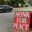 Honk For Peace 9mh
