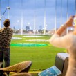 TopGolf is building a new 65,000-square-foot flagship location near Quail Springs Mall. (Provided)