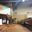 Fairview Baptist Church in Edmond was the site of a anti-Islam lecture that argued Muslims seek to overthrow the American government. (Ben Felder)