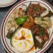 The Istanbul Sampler at Istanbul Turkish Cuisine restaurant. (Mark Hancock)