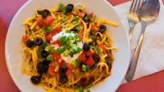 Cincinnati-style spaghetti (Mark Hancock)