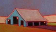 2 Prairie Barn 3 by Almira Hill Grammer