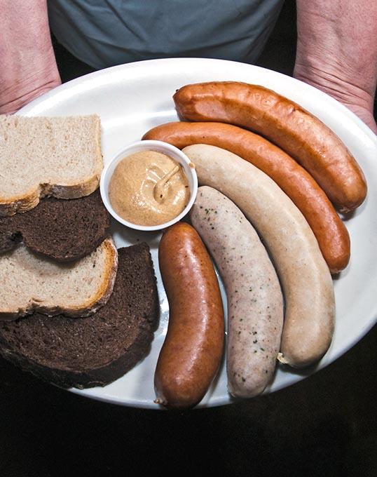 Ingrid's Kitchen (Mark Hancock)