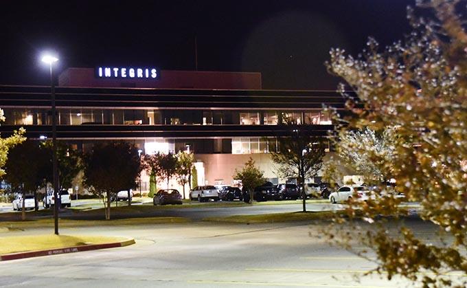 Integris Cancer Institute of Oklahoma (Mark Hancock)