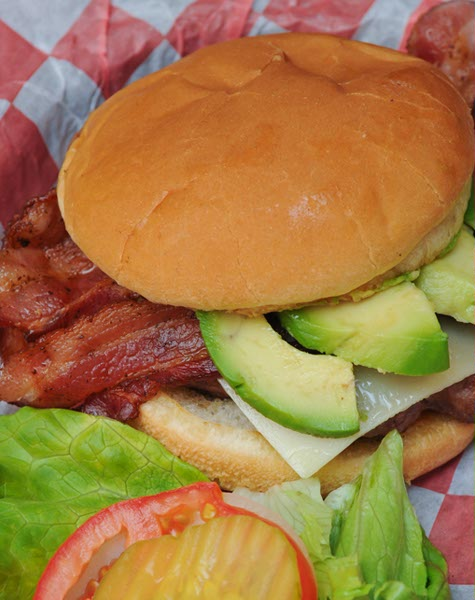 Irma's Burger Shack (Garett Fisbeck)