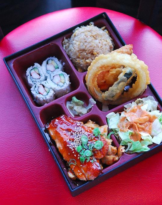 GoGo Sushi Express & Grill (Mark Hancock)