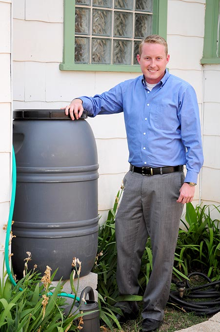 Rain barrels can be ordered for $61 through March 15. (Oklahoma Gazette / File)