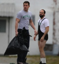 Mark Ruffalo and Channing Tatum star in Foxcatcher. (Provided)