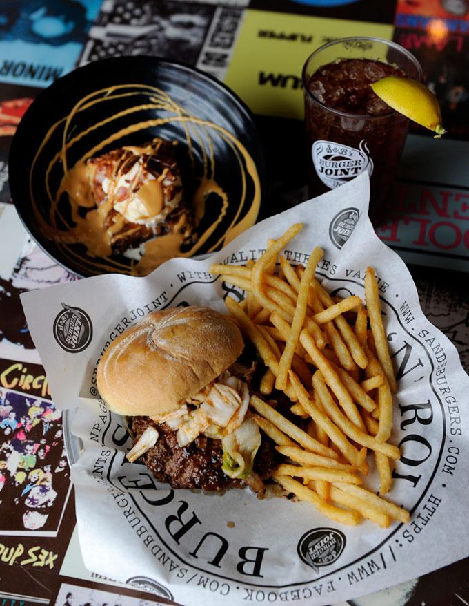 S&B's Burger Joint (Garett Fisbeck)