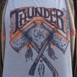 A Cerebellum Thunder tee shirt design.  mh