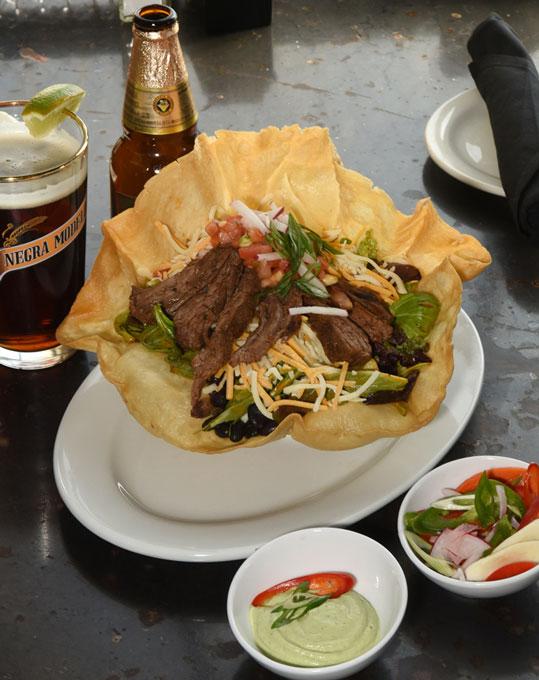 Iguana Mexican Grill  (Mark Hancock)