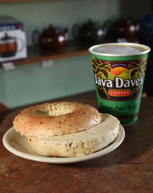 Java Dave's Coffee (Mark Hancock)