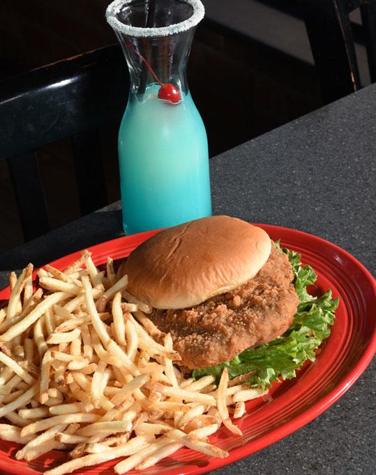 Louie's Grill & Bar (Mark Hancock)