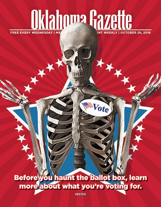 (Cover design: Anna Schilling / Oklahoma Gazette)